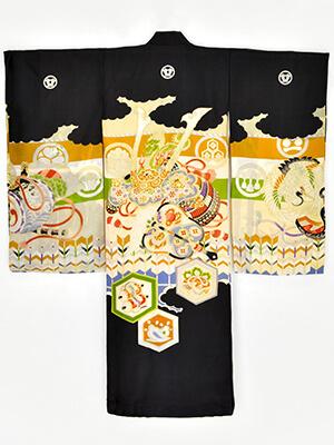 愛宕神社店お宮参り